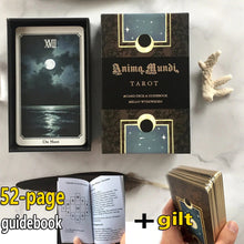 Load image into Gallery viewer, Anima Mundi Tarot Deck 78 Card Deck with Guide Book