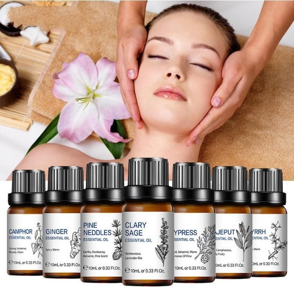 Massage Essential Oil
