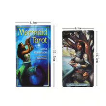 Load image into Gallery viewer, The Mermaid Tarot