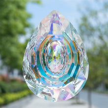 Load image into Gallery viewer, 76mm Crystals Prism Sun Catcher
