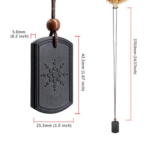 Anti EMF Radiation Protection Pendant Necklace