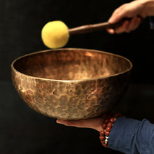 Load image into Gallery viewer, Nepal Handmade Singing Bowl