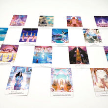 Load image into Gallery viewer, Work Your Light 44 Pcs Oracle Tarot Cards