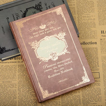 Load image into Gallery viewer, Magic Spells Vintage Notebook