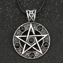 Load image into Gallery viewer, Supernatural Five Pointed Wicca Star