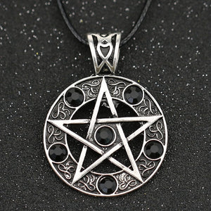 Supernatural Five Pointed Wicca Star