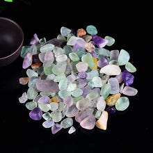Load image into Gallery viewer, 50g/100g Natural Crystal Gravel Healing Energy Stones
