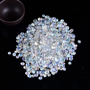 50g/100g Natural Crystal Gravel Healing Energy Stones