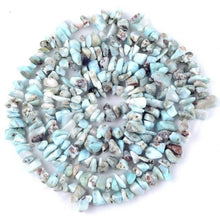 Load image into Gallery viewer, Natural Stone Chip Beads For Jewelry Making DIY Bracelet 16''