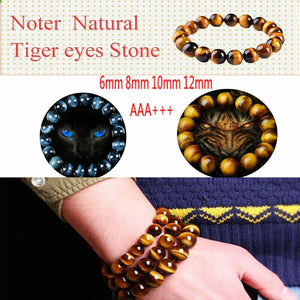 Gorgeous Blue Tiger Eye Bracelet