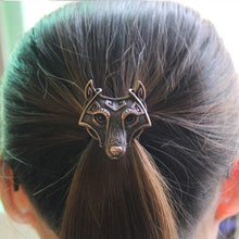 Load image into Gallery viewer, Vikings Wolf Elastic Hair Band
