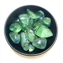 Load image into Gallery viewer, Natural Green Fluorite Quartz Crystals
