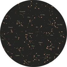 Load image into Gallery viewer, Round Constellation Carpet