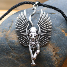 Load image into Gallery viewer, Egypt Bastet Cat Necklace