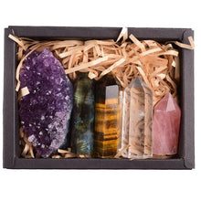 Load image into Gallery viewer, Healing Wand Natural Stone Set