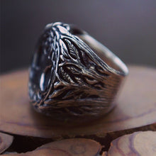 Load image into Gallery viewer, Tree of Life Amulet Ring