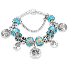 Load image into Gallery viewer, Tree of Life Charm Bracelet