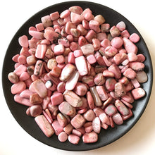 Load image into Gallery viewer, Natural Rose Stone Pink Quartz Gravel