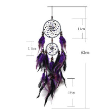 Load image into Gallery viewer, Feather Dreamcatcher