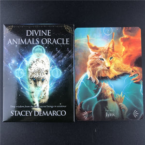 Divine Animals Oracle Cards