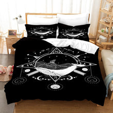 Load image into Gallery viewer, Tarot Cards & Astrology Bedding Sets