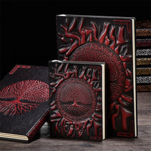 Load image into Gallery viewer, Tree of Life Leather Notebook