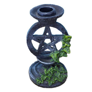 Pentagram Candlestick Holder