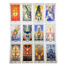 Load image into Gallery viewer, Thoth Tarot Cards