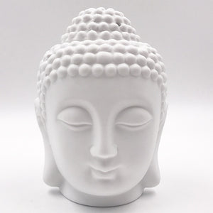 Buddha Head Oil Burner