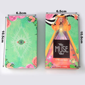 The Muse Tarot Card Deck