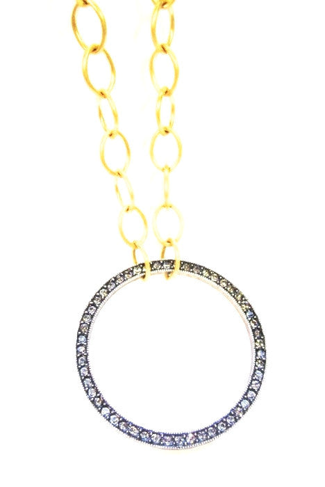 N839G/S pave circle and chain