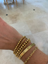 Load image into Gallery viewer, Gold Ball Bracelets