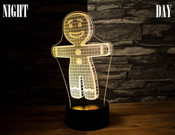 Gingerbread man Led Light