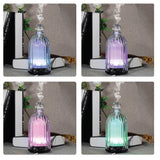 120ml Essential Oil Aroma Diffuser 3D Glass Bottle Design Ultrasonic