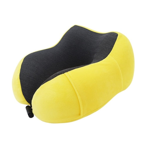 U Shaped Memory Foam Neck Pillows Soft Slow