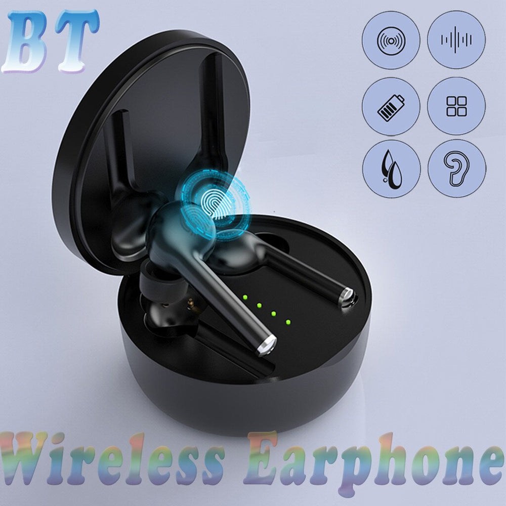 Blueteoth 5.0 Earbuds True Wireless Headset Deep