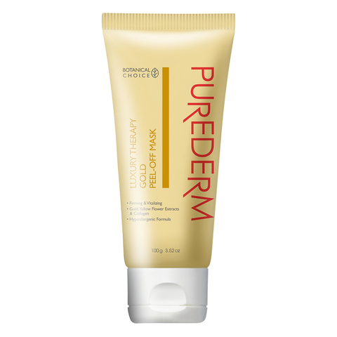 PUREDERM Luxury Therapy Gold Peel-off Mask 100gm
