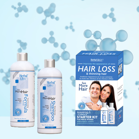 Herbal Glo See more Hair - Hair Loss Prevention Offer