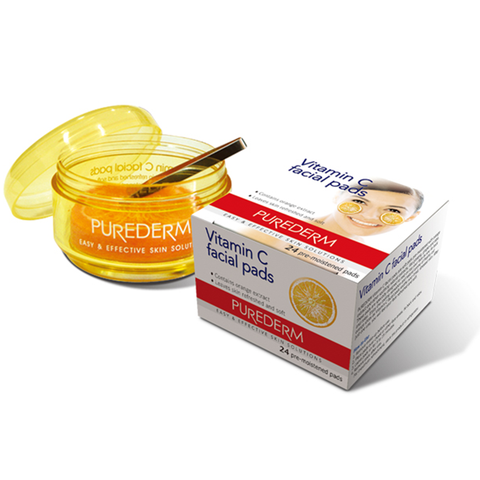 Purederm - Vitamin C Facial mask