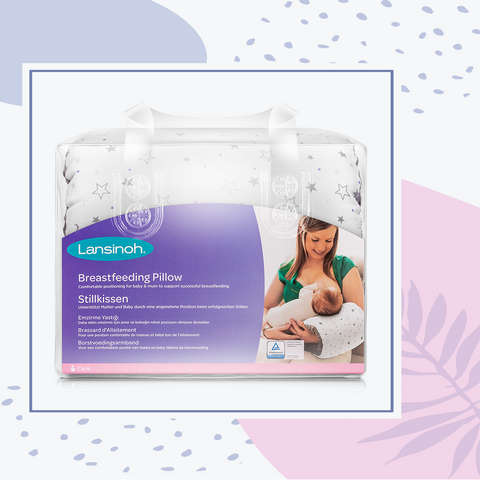 Lansinoh  - Nursie Breastfeeding Pillow