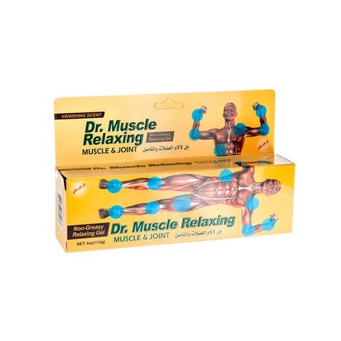 Dr. Muscle Relaxing (Muscle & Joint)
