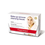 Purederm - Make-Up Remover Cleansing Tissues