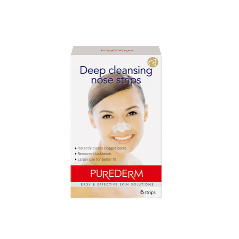 "Purederm - Deep Cleansing Nose Strips ""Original"""