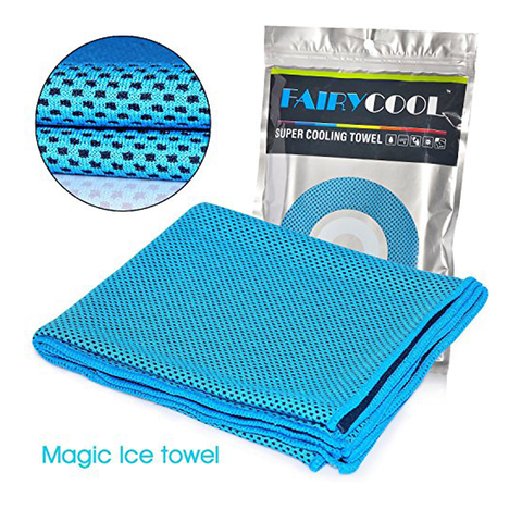 Super cooling Towel