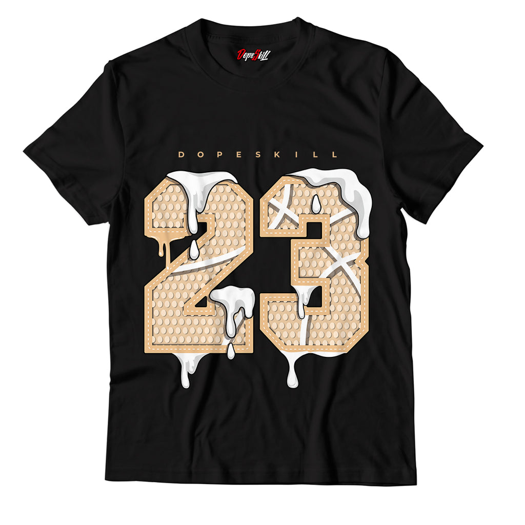 23 Unisex TShirt Match Air Jordan 4X Off White