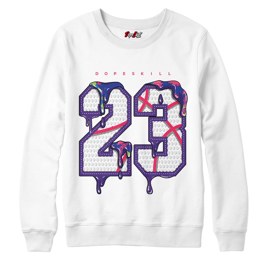 "23 Crewneck Sweatshirt Match Air Jordan 5 ""Bel-Air"""