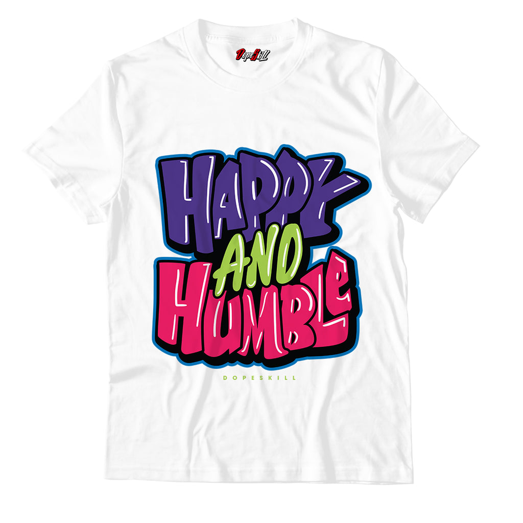 "Happy And Humble Unisex TShirt Match Air Jordan 5 ""Bel-Air"""