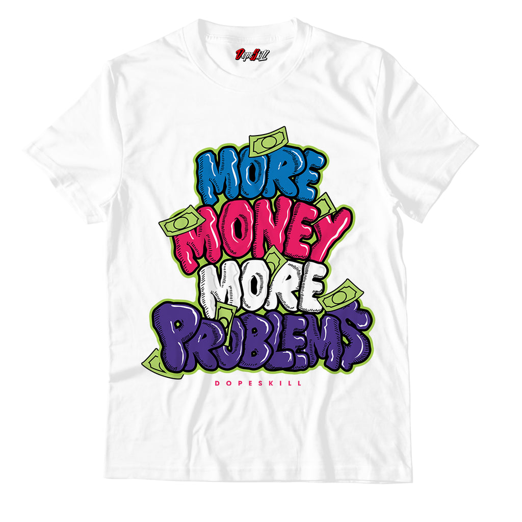 "More Money More Problems Unisex TShirt Match Air Jordan 5 ""Bel-Air"""