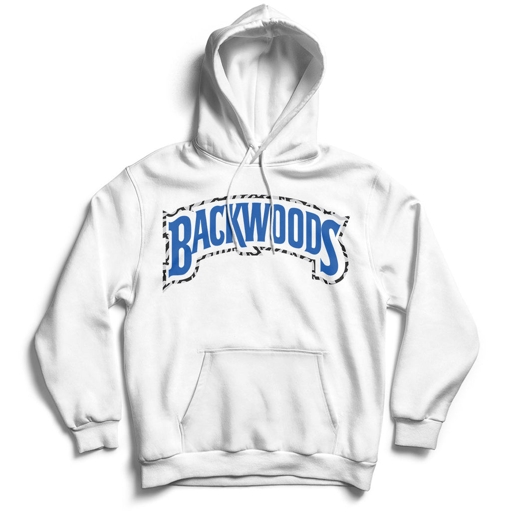 Backwoods Unisex Hoodie Match Air Jordan 3 Varsity Royal