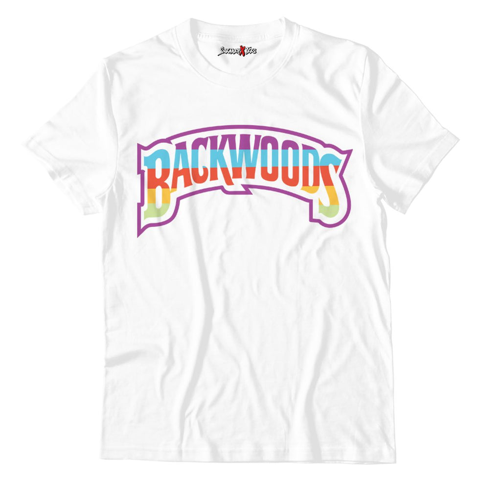 Backcwoods Unisex TShirt Match Air Jordan 1 Mid Multicolor